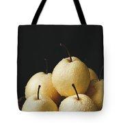 Asian Pears Tote Bag