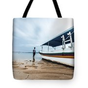Bali Sunrise Tote Bag
