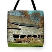 Hallockville Farm Barn Li.ny Tote Bag