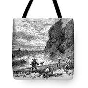 California Gold Rush Tote Bag