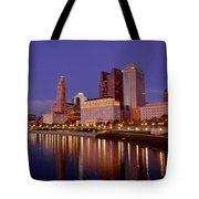 Columbus, Ohio Tote Bag