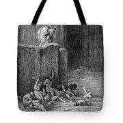 Dante: Inferno Tote Bag by Granger