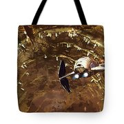 Episode 1 Star Wars Poster Tote Bag