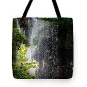 Gormon Falls Colorado Bend State Park.  Tote Bag