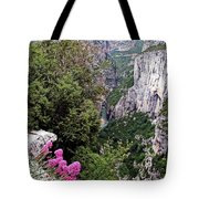 Grand Canyon Du Verdon Tote Bag