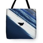 Bird On A Beach  Tote Bag