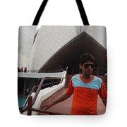 Harpal Singh Jadon Tote Bag