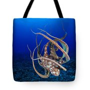 Hawaii, Day Octopus Tote Bag
