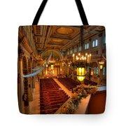 Holy Cross Catholic Church Tote Bag