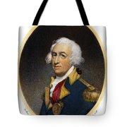 Horatio Gates, C1728-1806 Tote Bag