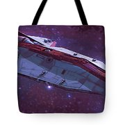 Jedi Star Wars Poster Tote Bag