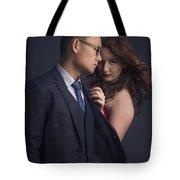 Lovers Tote Bag