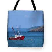 Lubec ,maine  Tote Bag