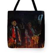 Mayan Ceremony Tote Bag