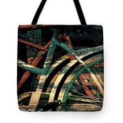 9 Million Bicycles  Tote Bag