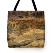 Moonland Ladakh Jammu And Kashmir India Tote Bag