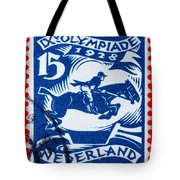 Old Dutch Postage Stamp Tote Bag