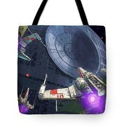 Original Star Wars Poster Tote Bag
