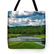 Ross Bridge Golf Course - Hoover Alabama Tote Bag