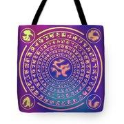 Runes Tote Bag