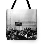 Russian Revolution, 1917 Tote Bag