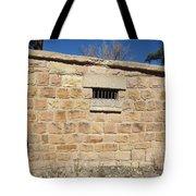 Show Low Jail Tote Bag