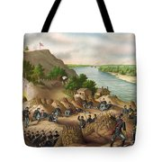 Siege Of Vicksburg, 1863 Tote Bag