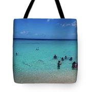 St. Marrten Caribbean Island Tote Bag