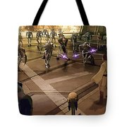 Star Wars Movie Poster Tote Bag