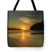 Sunrise Seascape From The Beach Tote Bag