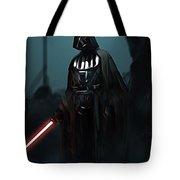 Video Star Wars Poster Tote Bag