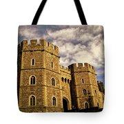 Windsor Castle England United Kingdom Uk Tote Bag