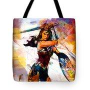 Wonder Woman Tote Bag