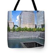 911 Memorial - Panorama Tote Bag