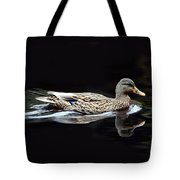 9246 Female Mallard Tote Bag