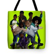 93 Till Tote Bag by Nelson Garcia
