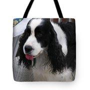 #940 D1039 Farmer Browns Springer Spaniel Fresh Tote Bag