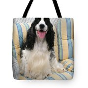 #940 D1075 Farmer Browns Happy For You Tote Bag
