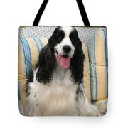 #940 D1076 Farmer Browns Happy For You Tote Bag