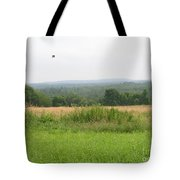 #940 D1095 Farmer Browns West Newbury Tote Bag