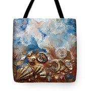 #997 A Rose Tote Bag