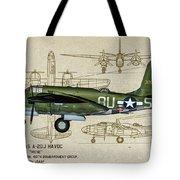 A-20 Havoc - Irene Tote Bag
