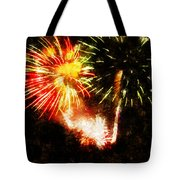 A 4th Celebration  Tote Bag
