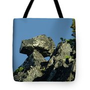 A Balancing Rock  Tote Bag