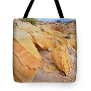 A Band Of Gold In Valley Of Fire Tote Bag