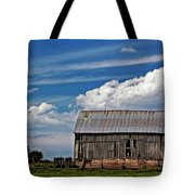 A Barn Tote Bag