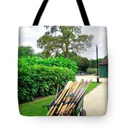 A Barrow Load Of Oars Tote Bag