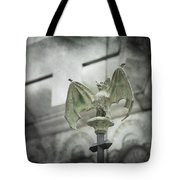 A Bat In The Belfry Tote Bag