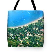 A Bay In Costa Rica Tote Bag