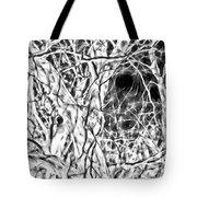 A Bayou Climbing Tree Tote Bag